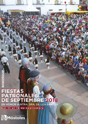 programa-de-fiestas-de-mostoles-septiembre-2018