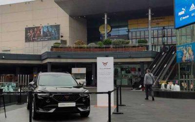 Presentación del Seat Cupra Formentor